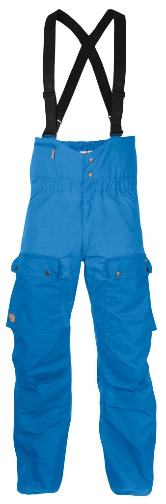 FjallRaven Sarek Bib Trousers UN Blue-30