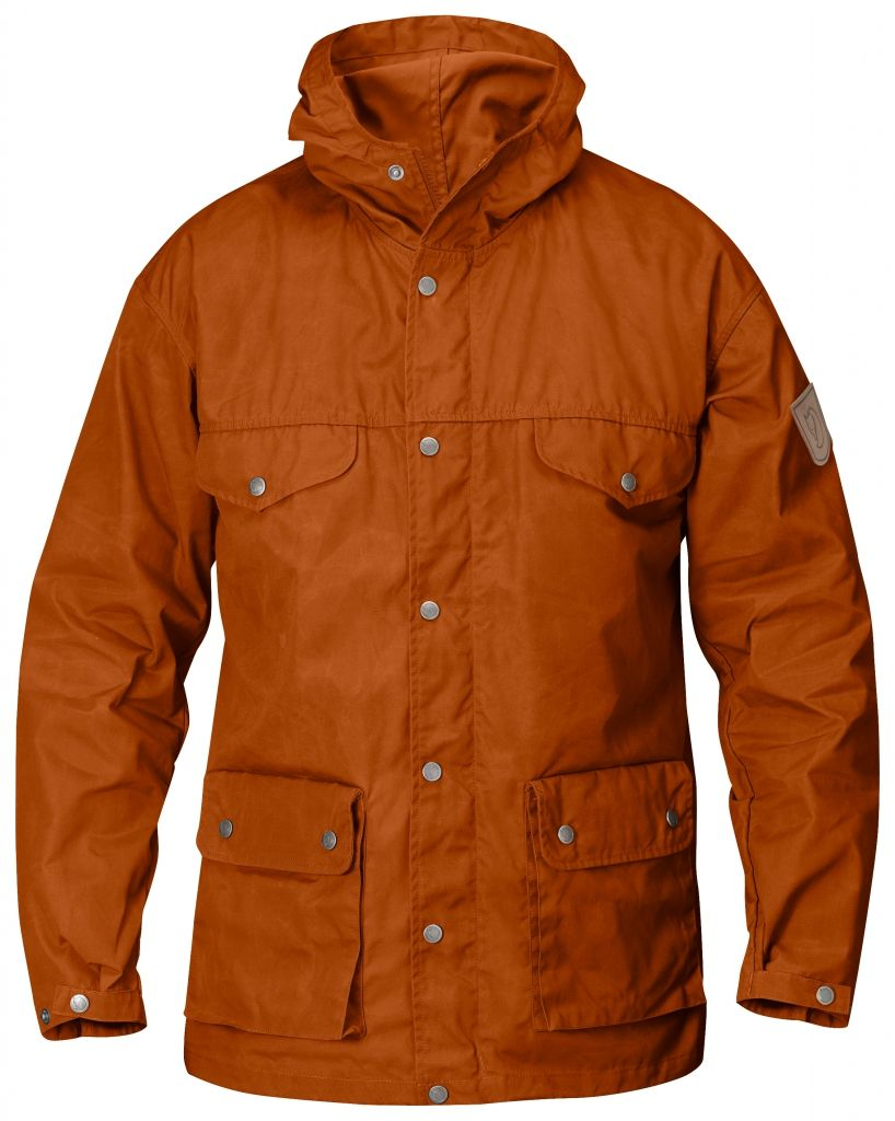FjallRaven Greenland Jacket Autumn Leaf-30