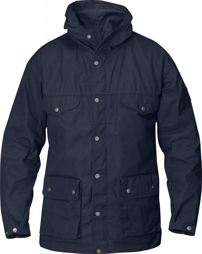 FjallRaven Greenland Jacket Dark Navy-30