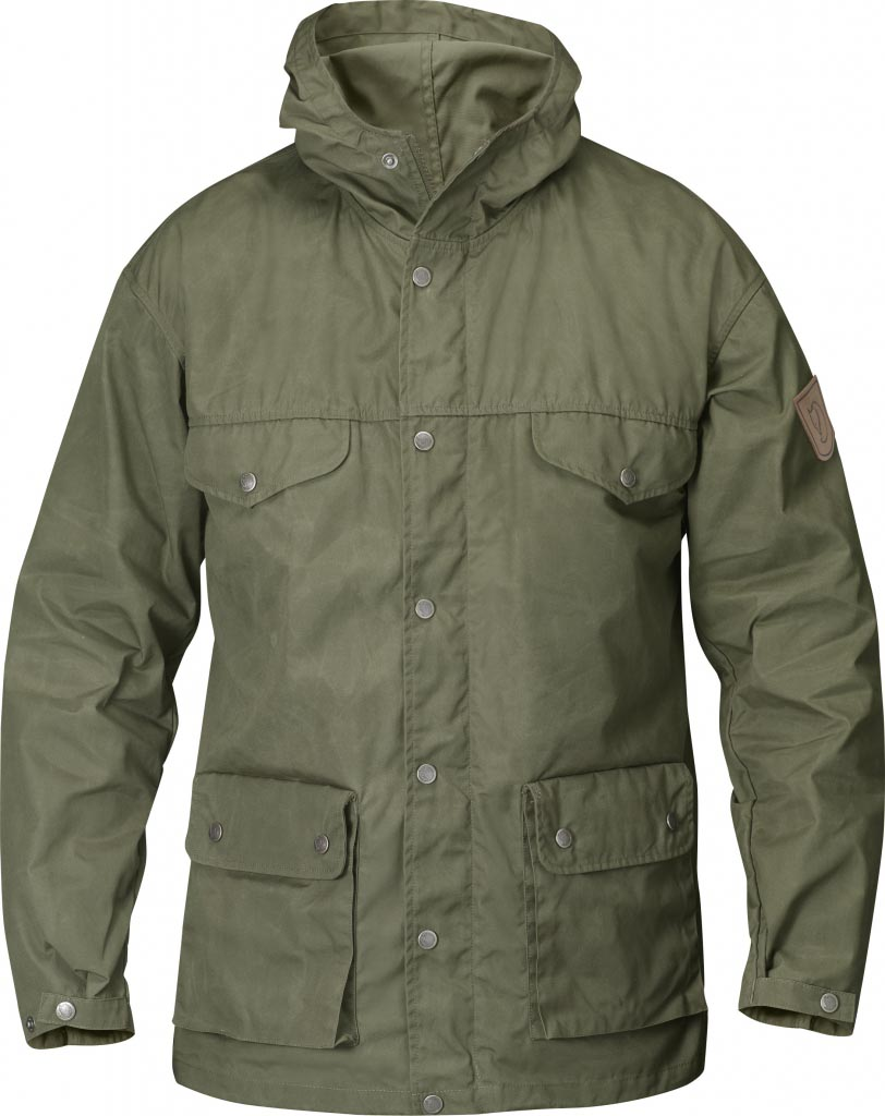 FjallRaven Greenland Jacket Green-30