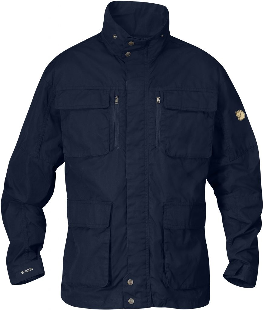 FjallRaven Montt Jacket Dark Navy-30