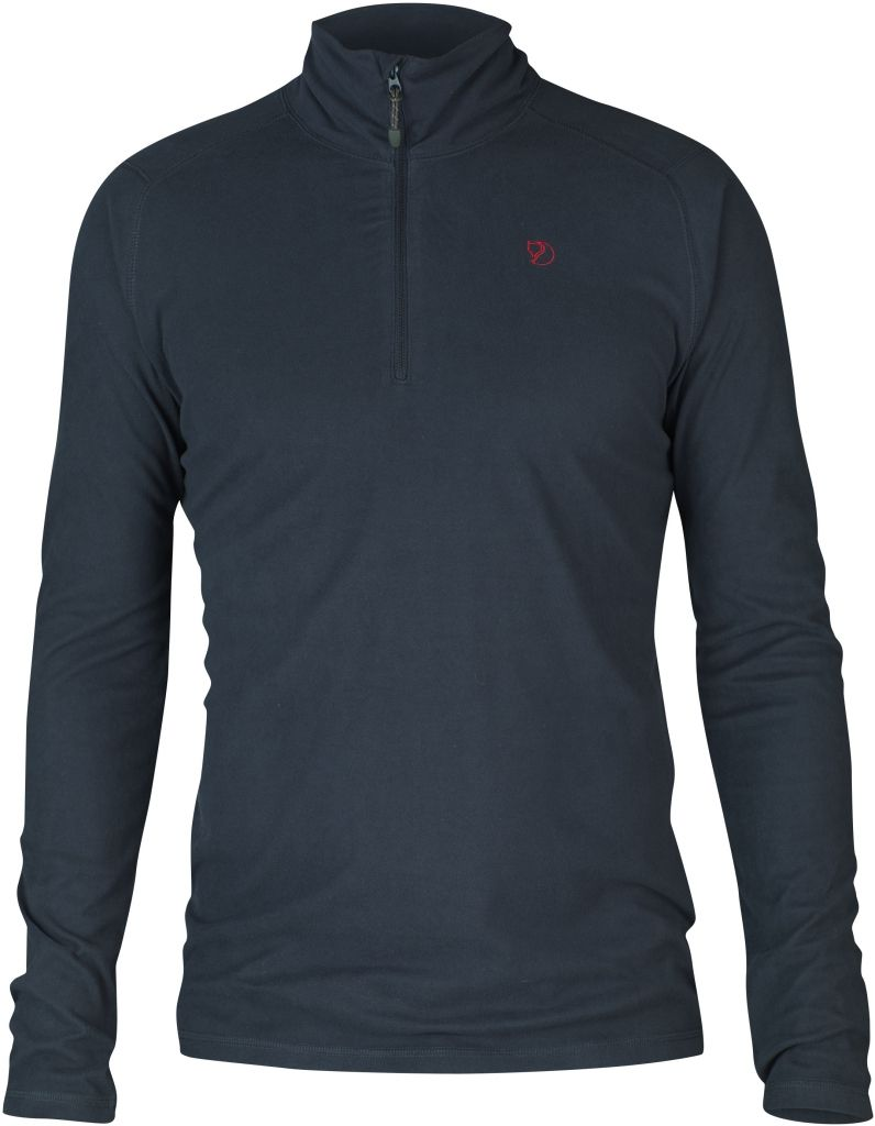 FjallRaven Pine Half Zip Dark Navy-30