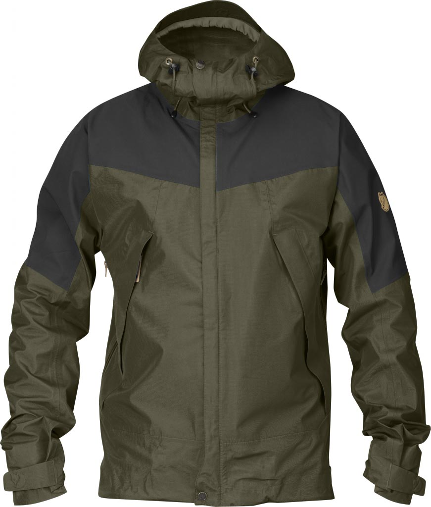 FjallRaven Eco-Trail Jacket Tarmac-30