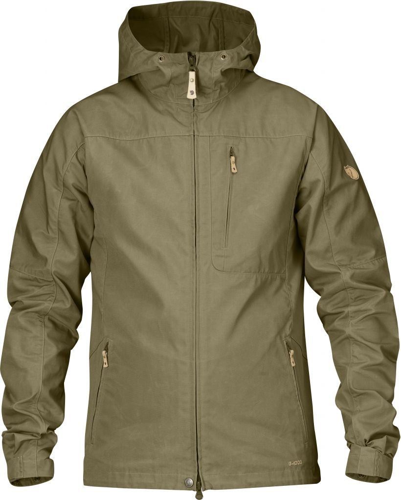 FjallRaven Sten Jacket Cork-30