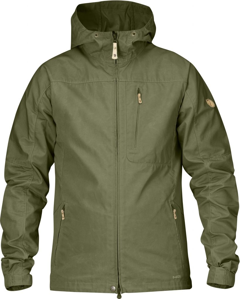 FjallRaven Sten Jacket Green-30