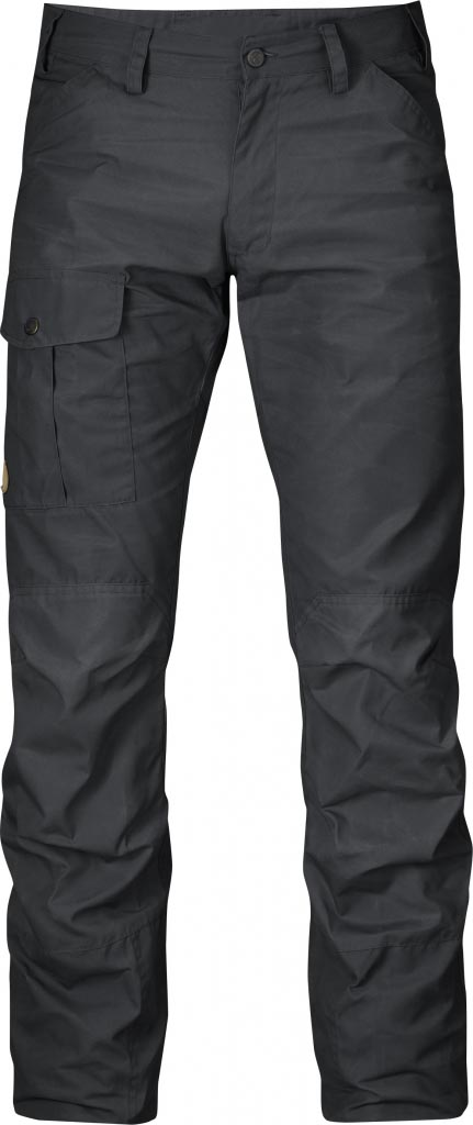 FjallRaven Nils Trousers Dark Grey-30