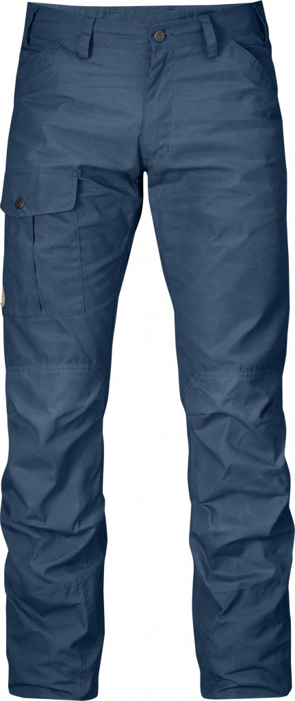 FjallRaven Nils Trousers Uncle Blue-30