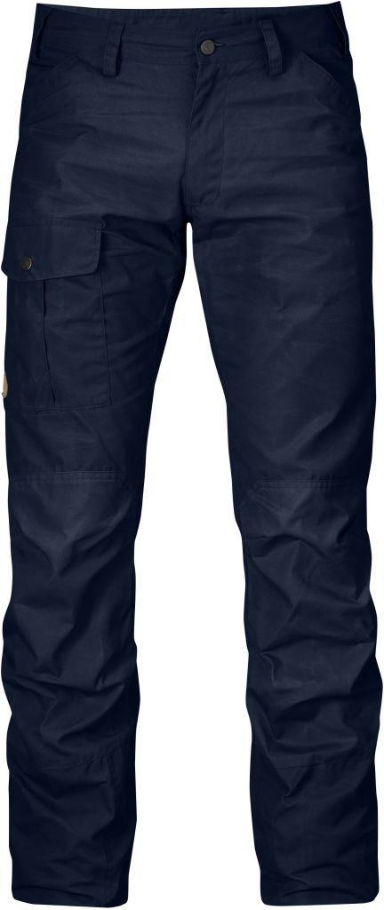 FjallRaven Nils Trousers Dark Navy-30