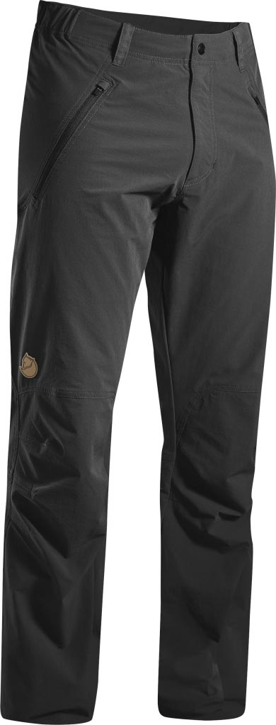 FjallRaven Fors Trousers Black-30