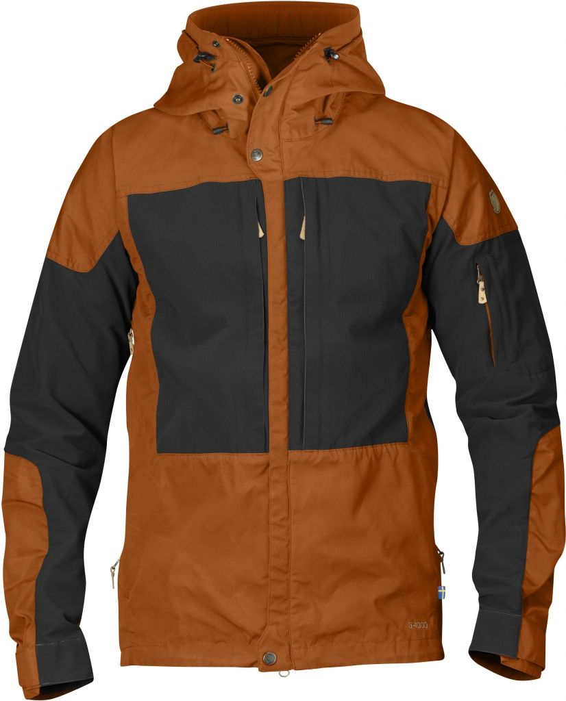 FjallRaven Keb Jacket Autumn Leaf-30