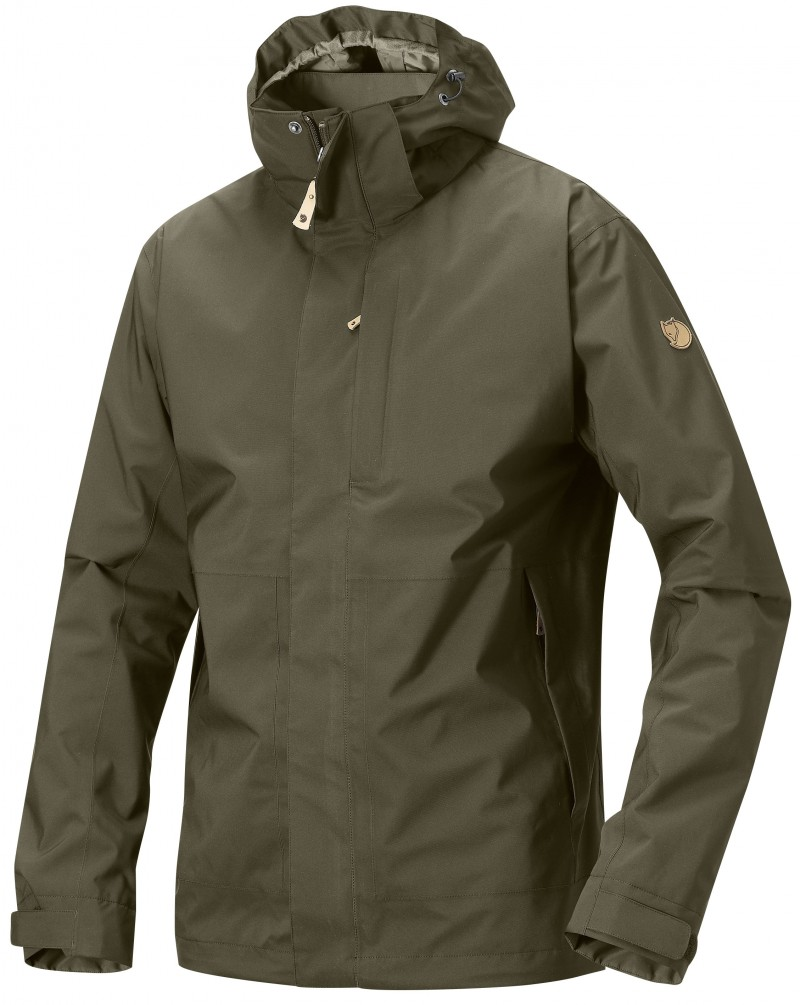 FjallRaven Eco-Hike Jacket Women Tarmac-30