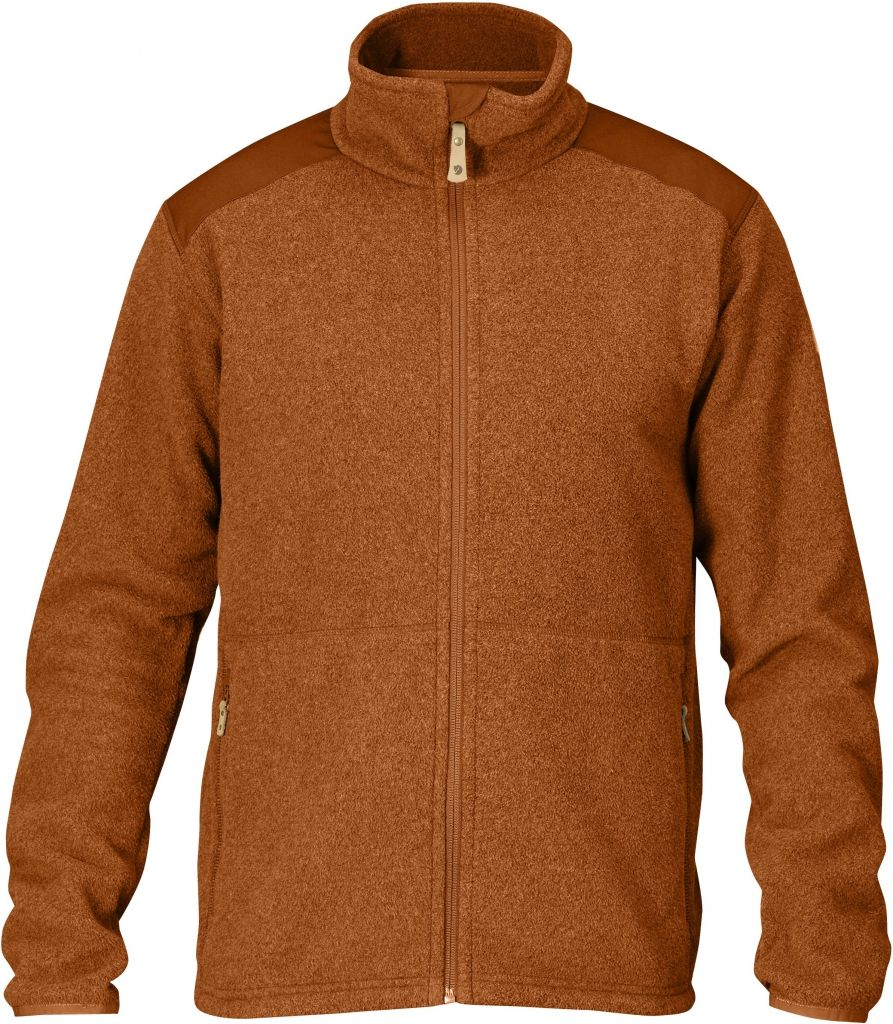 FjallRaven Sten Fleece Autumn Leaf-30