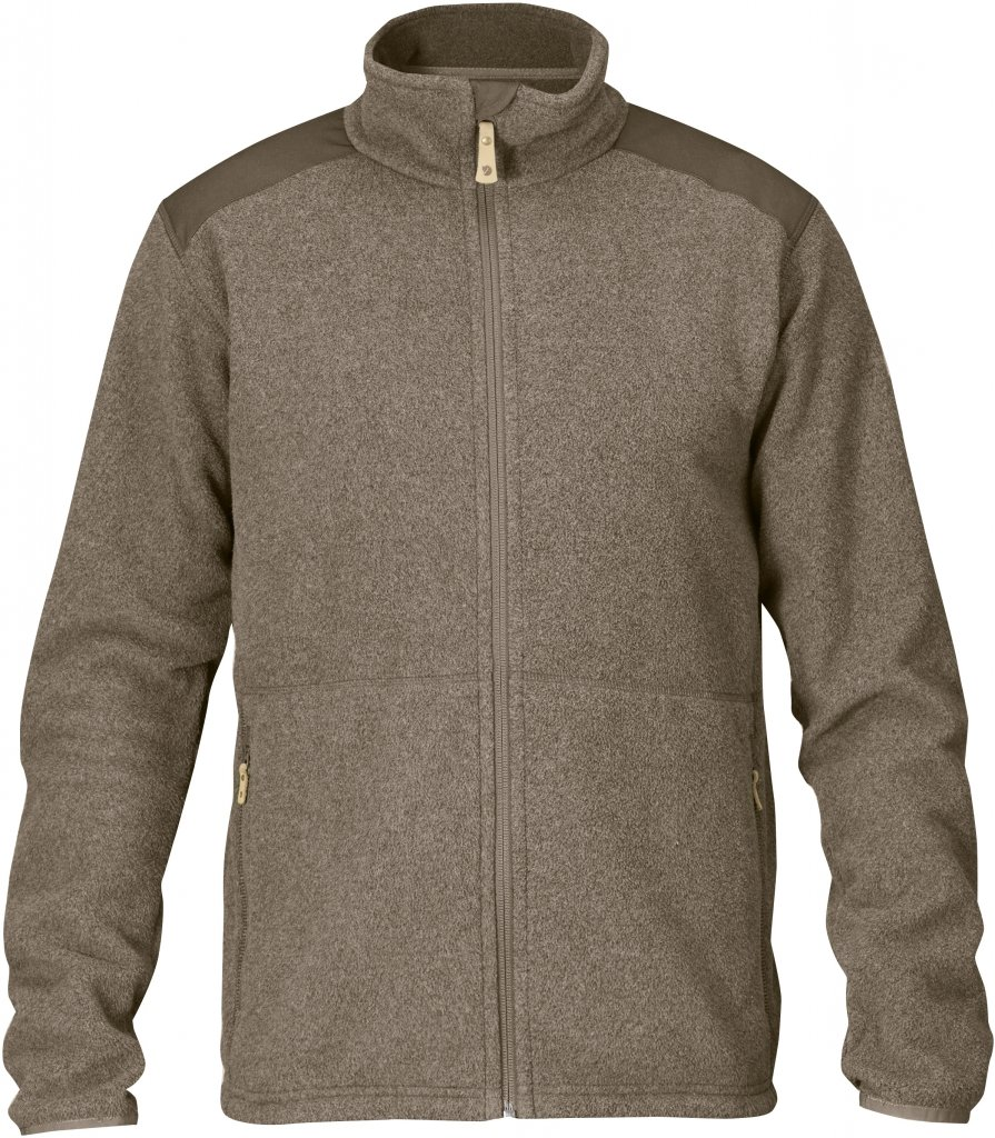 FjallRaven Sten Fleece Taupe-30