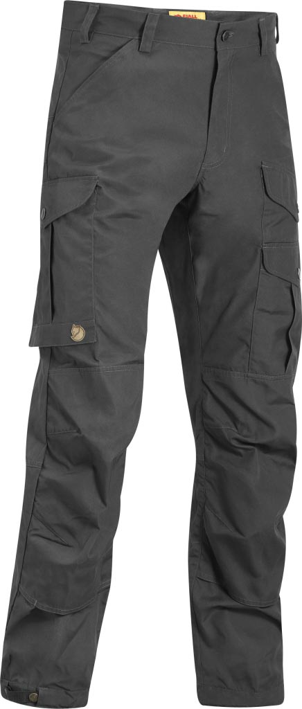 FjallRaven Greenland Pro Trousers Dark Grey-30