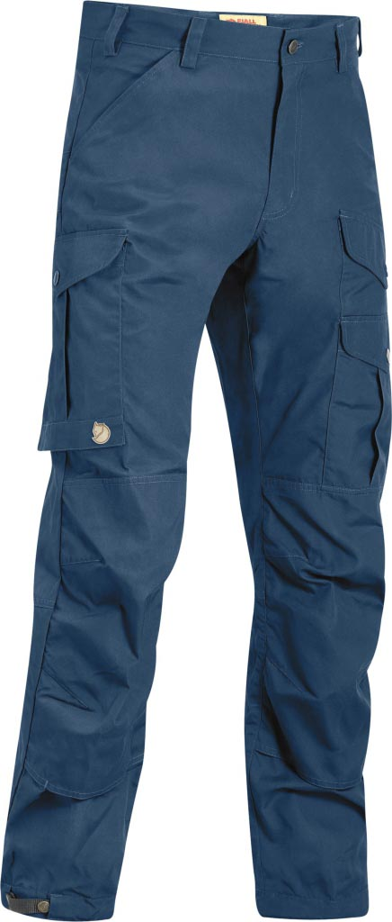 FjallRaven Greenland Pro Trousers Uncle Blue-30