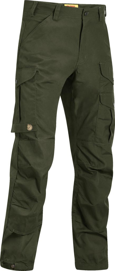 FjallRaven Greenland Pro Trousers Olive-30