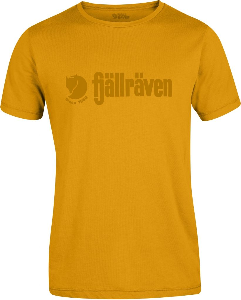 FjallRaven Retro T-shirt Campfire Yellow-30