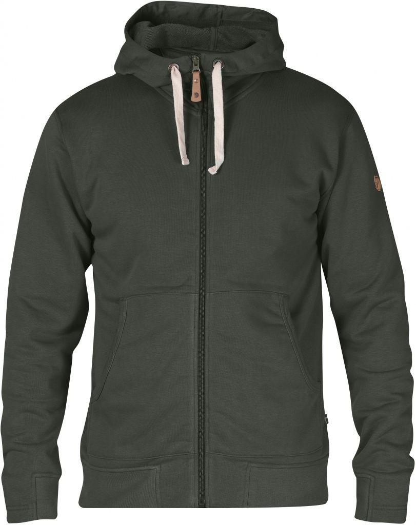 FjallRaven Övik Hoodie Mountain Grey-30
