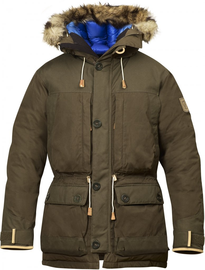 FjallRaven Expedition Down Parka No.1 Dark Olive-30