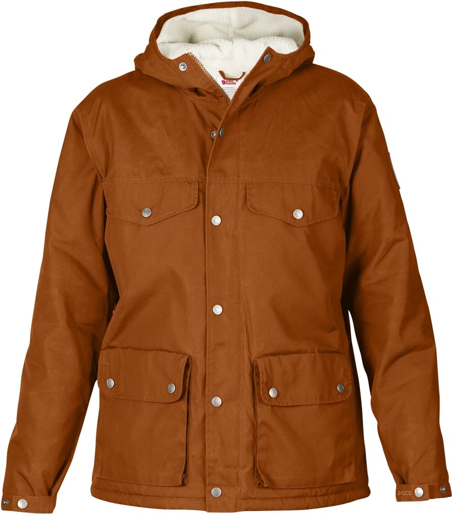 FjallRaven Greenland Winter Jacket W. Autumn Leaf-30