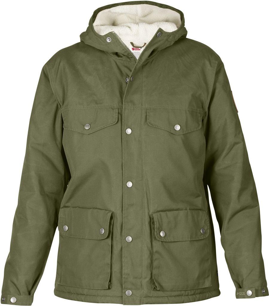 FjallRaven Greenland Winter Jacket W. Green-30