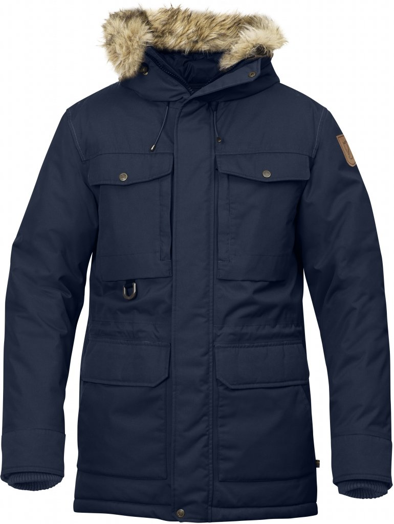 FjallRaven Polar Guide Parka Dark Navy-30