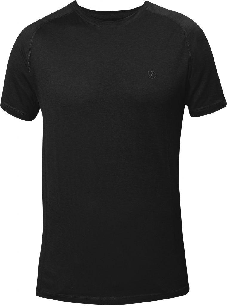 FjallRaven Abisko Trail T-shirt Black-30