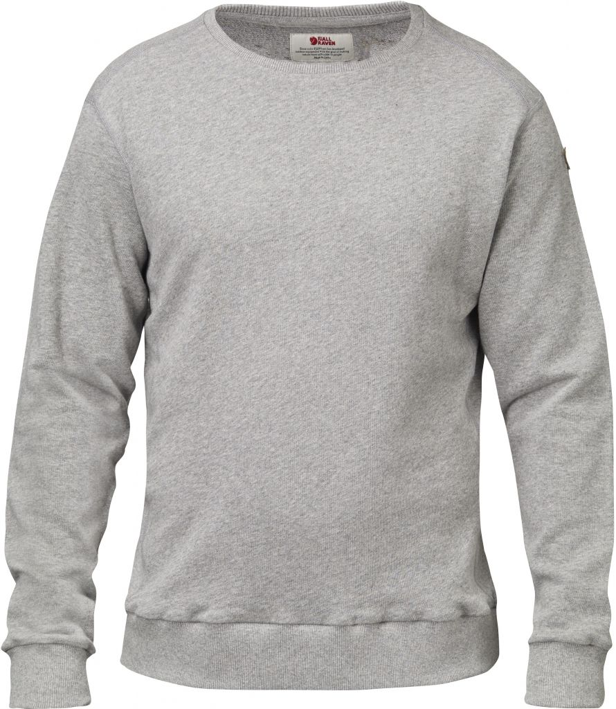 FjallRaven Kiruna Light Sweater Fog-30