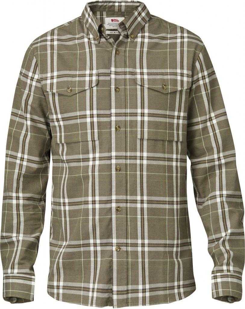 FjallRaven Sarek Shirt LS Tarmac-30