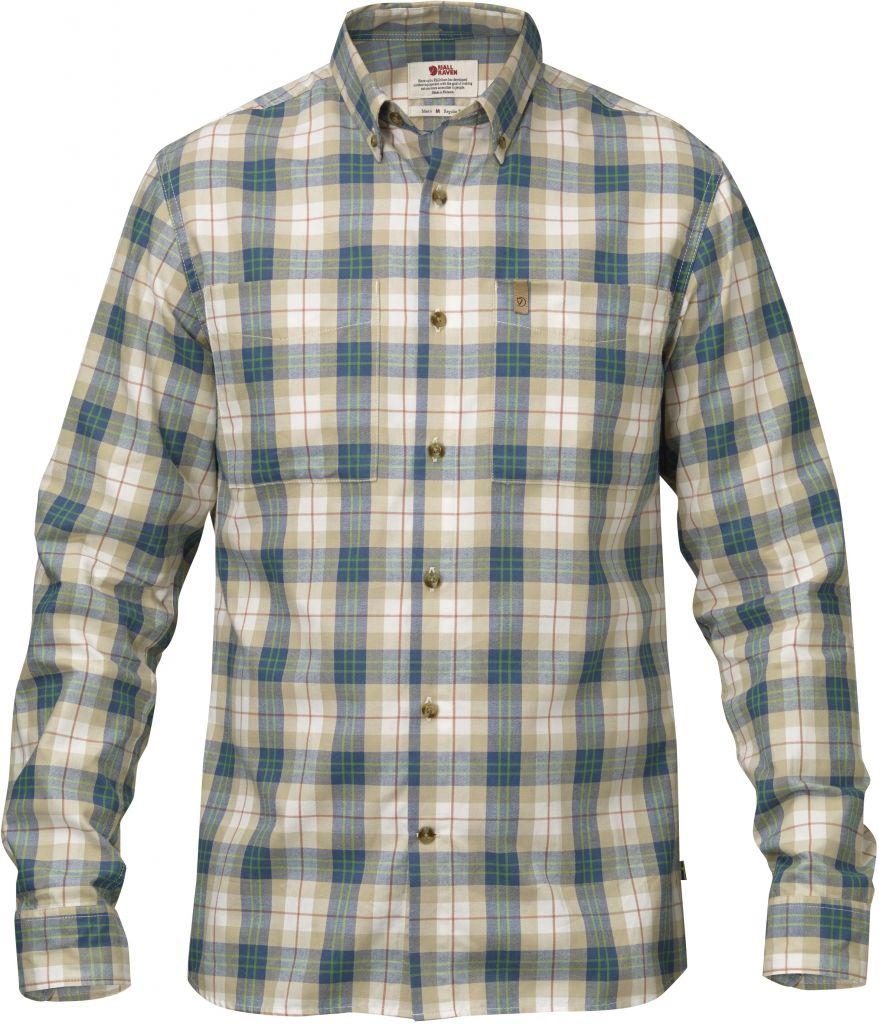 FjallRaven Övik Shirt LS Cork-30