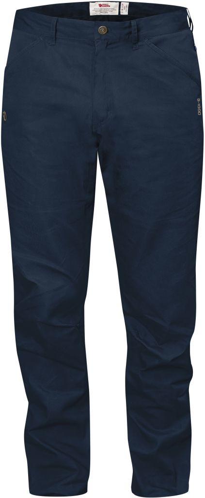 FjallRaven High Coast Trousers Navy-30