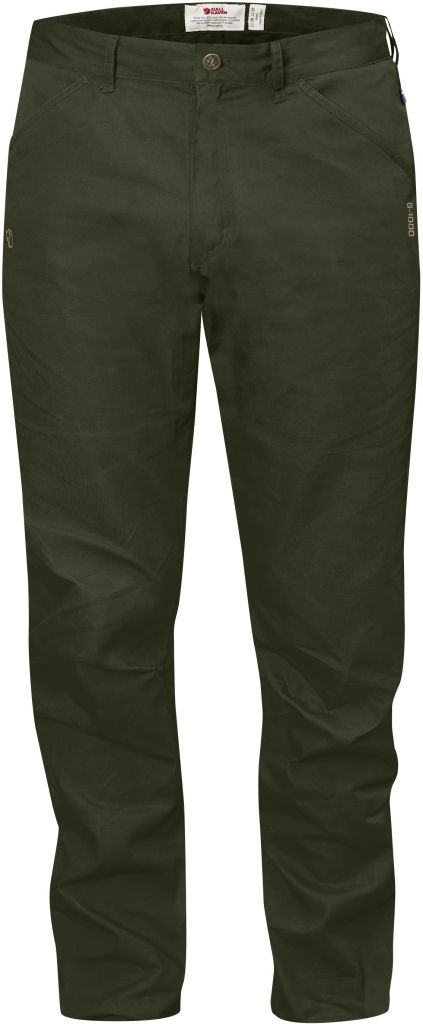 FjallRaven High Coast Trousers Olive-30