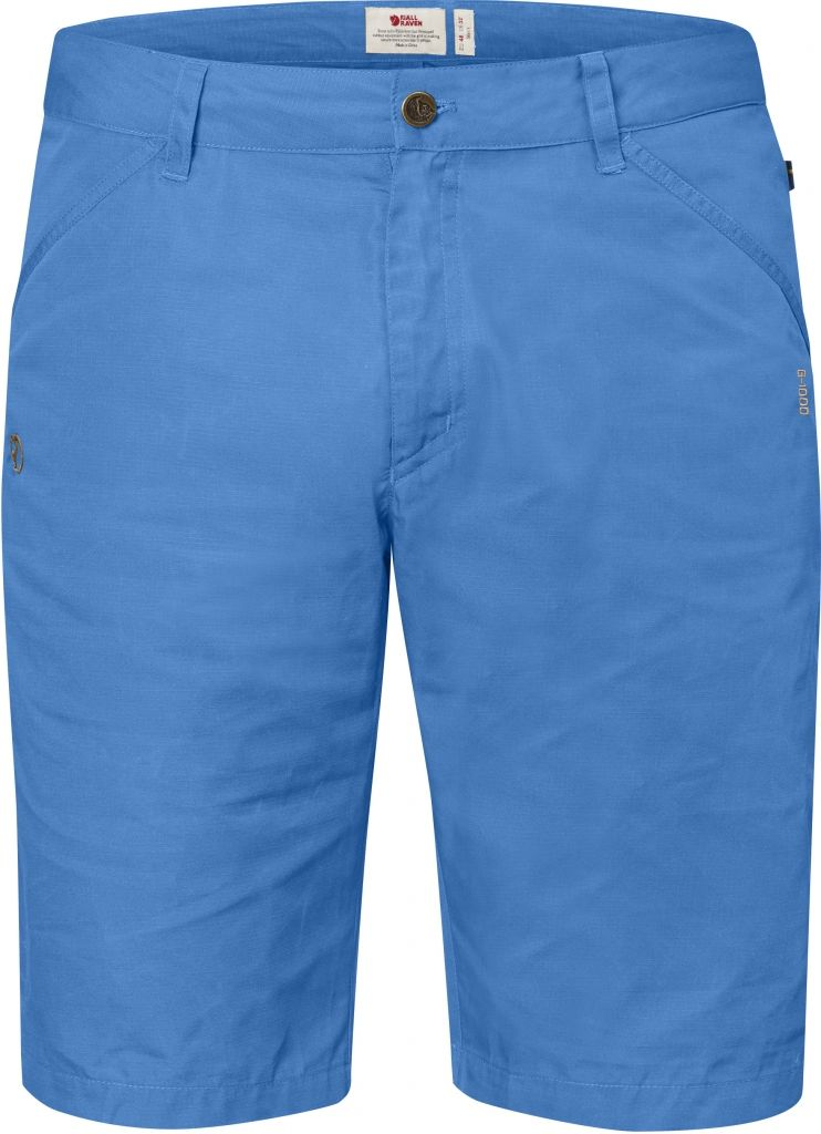 FjallRaven High Coast Shorts UN Blue-30