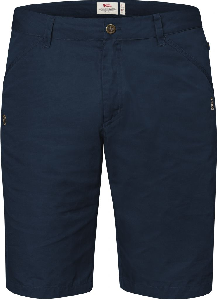 FjallRaven High Coast Shorts Navy-30