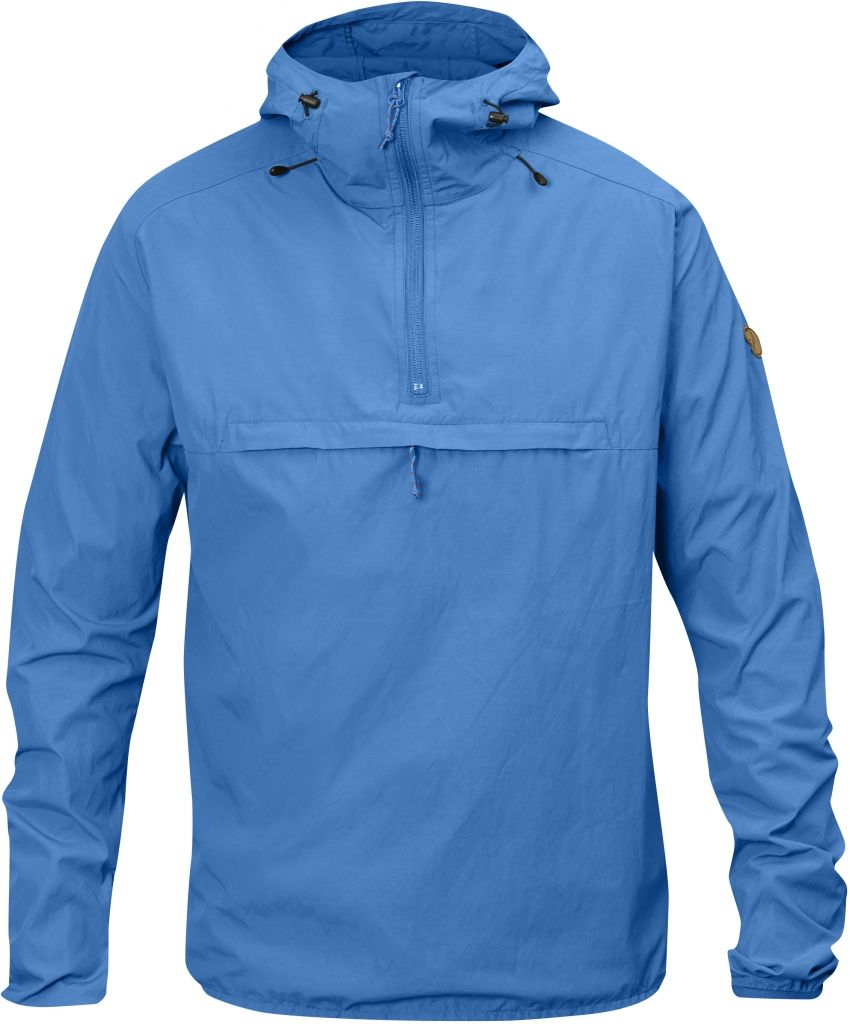 FjallRaven High Coast Wind Anorak UN Blue-30