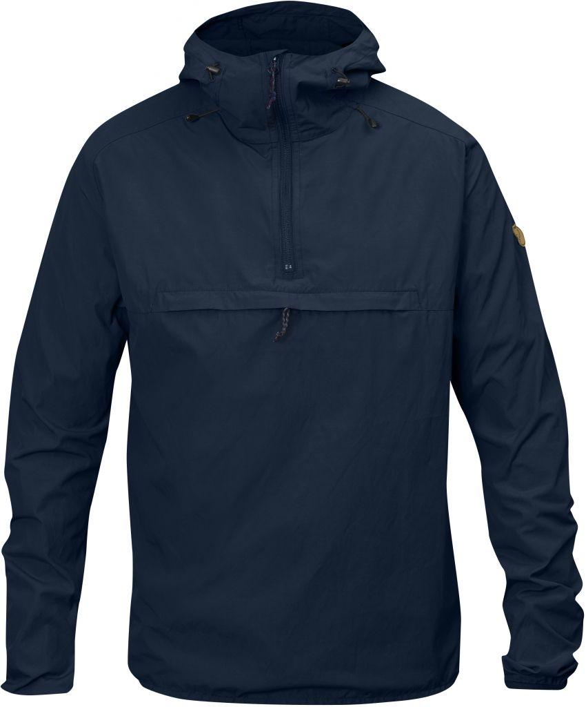FjallRaven High Coast Wind Anorak Navy-30