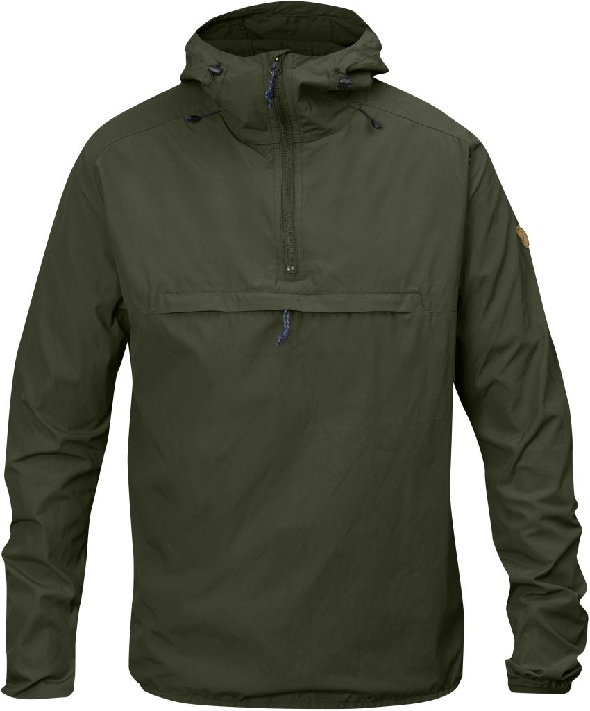 FjallRaven High Coast Wind Anorak Olive-30