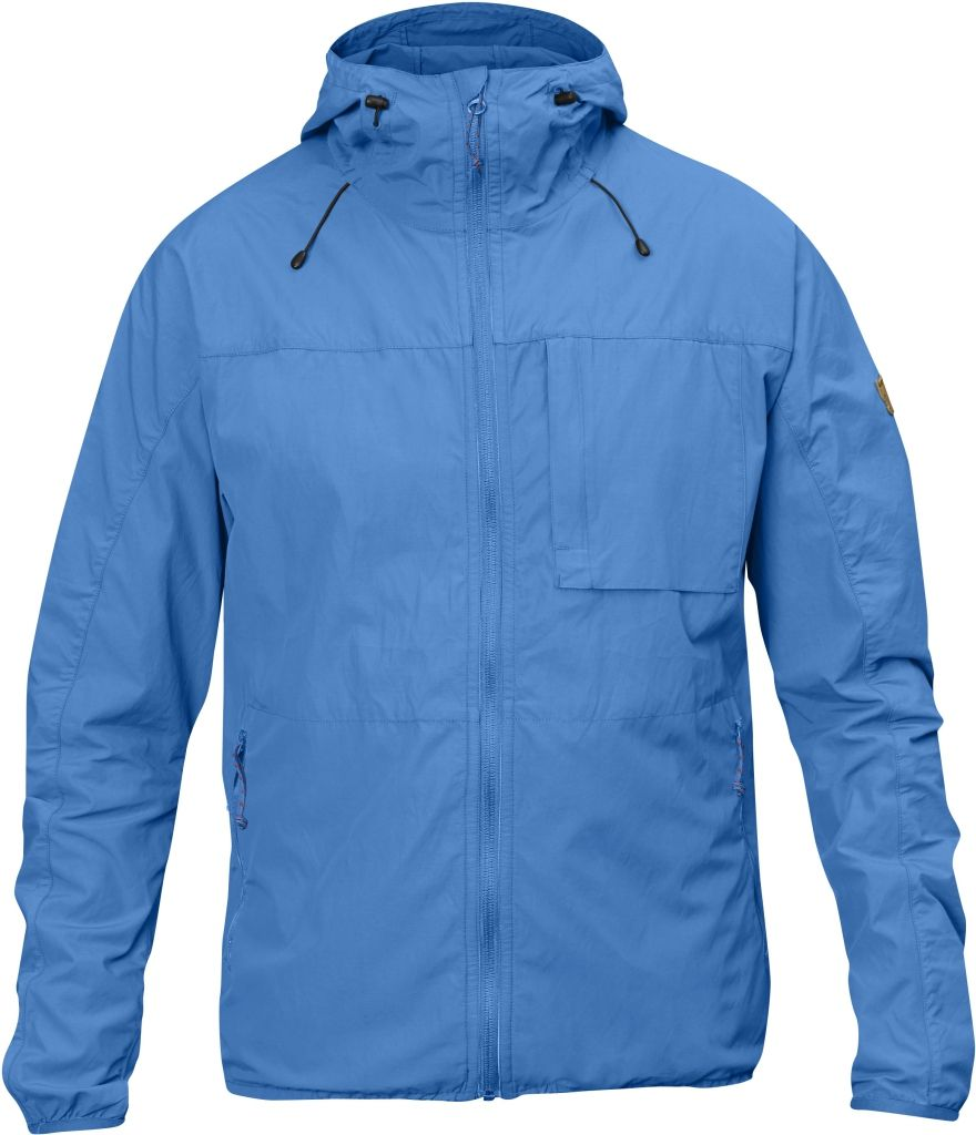 FjallRaven High Coast Wind Jacket UN Blue-30
