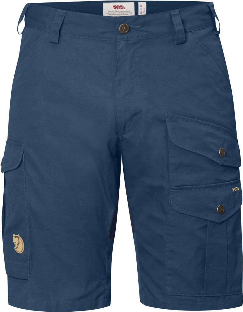 FjallRaven Barents Pro Shorts Uncle Blue/ Dark Navy-30