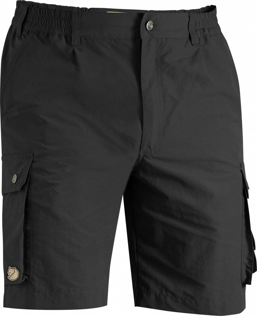 FjallRaven Sambava MT Shorts Dark Grey-30