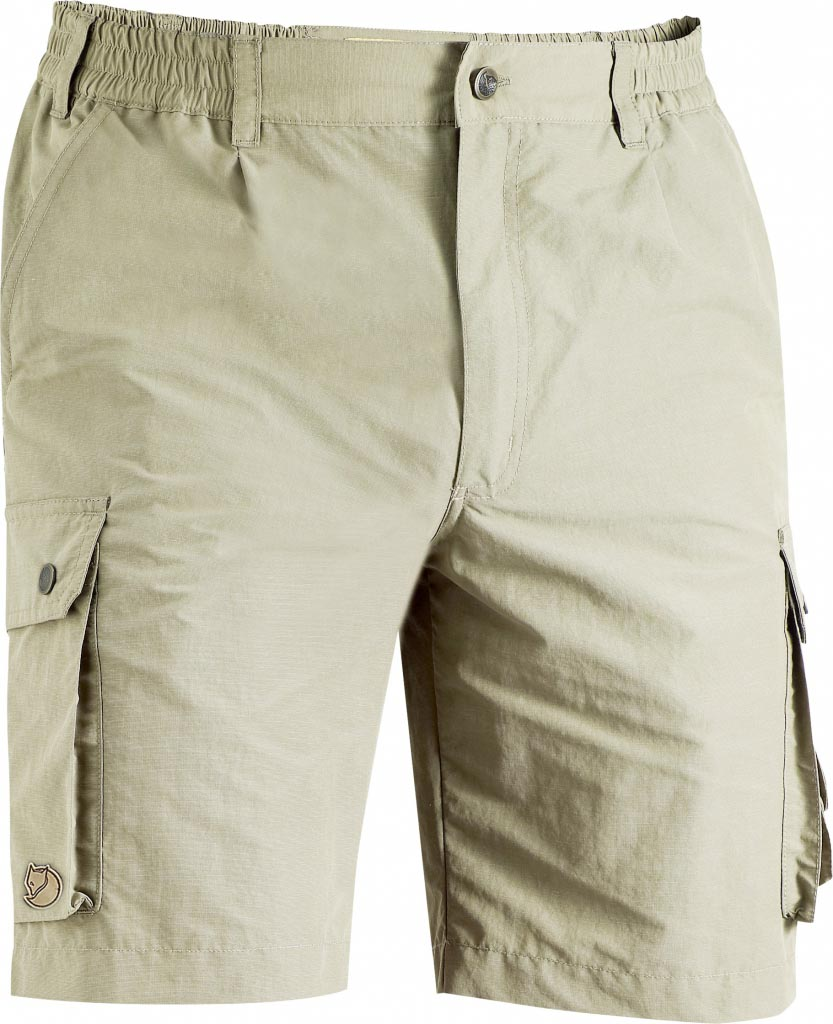 FjallRaven Sambava MT Shorts Light Beige-30