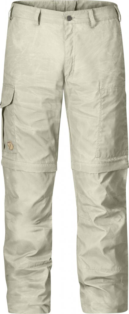FjallRaven Karl Zip-Off Trousers Light Beige-30