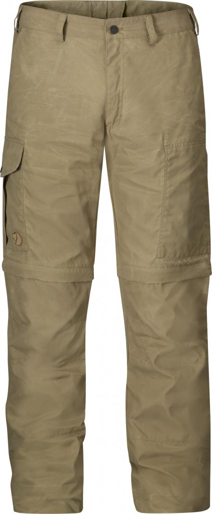 FjallRaven Karl Zip-Off Trousers Sand-30
