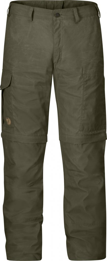 FjallRaven Karl Zip-Off Trousers Tarmac-30