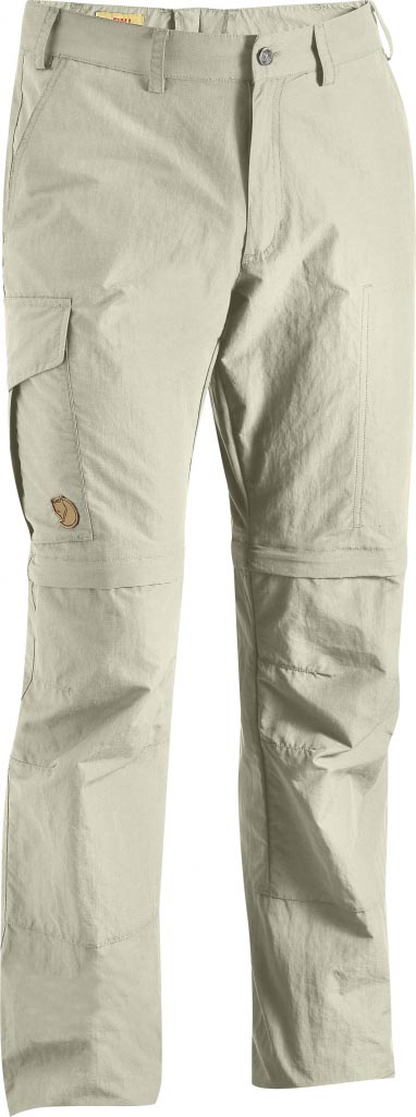 FjallRaven Karl Zip-Off MT Trousers Light Beige-30