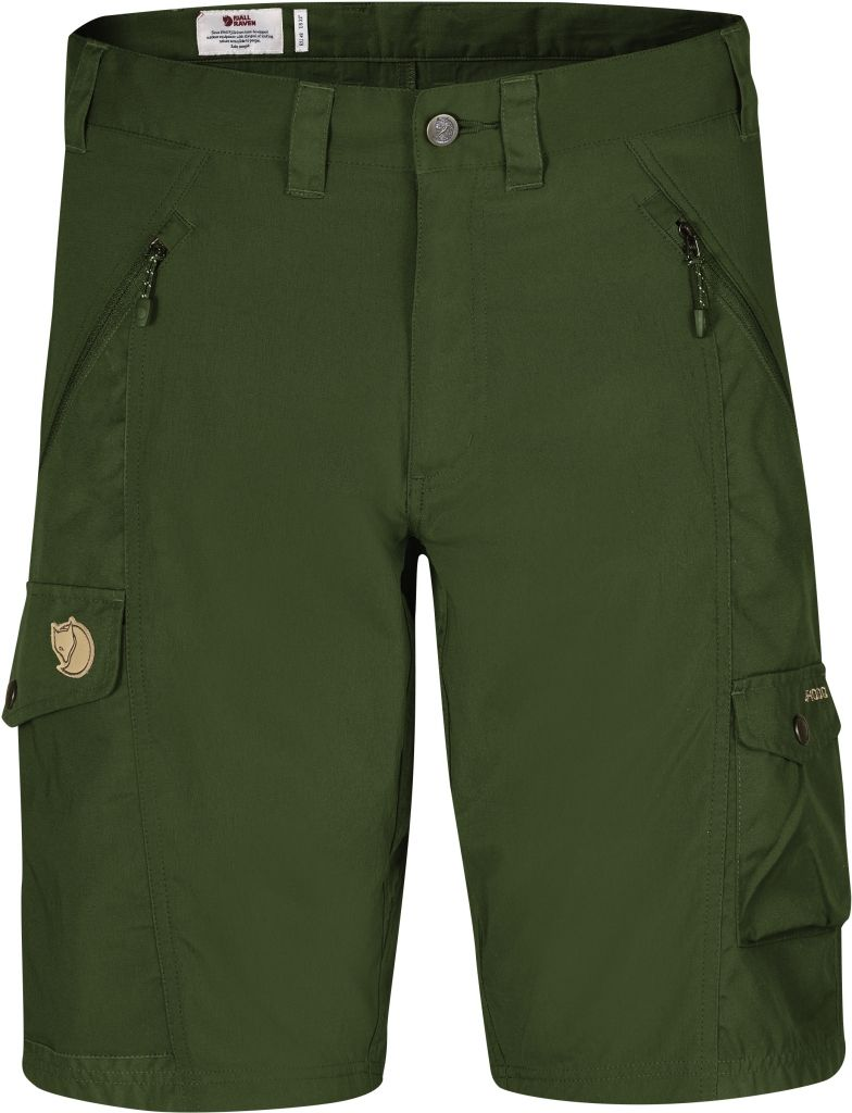 FjallRaven Abisko Shorts Pine Green-30