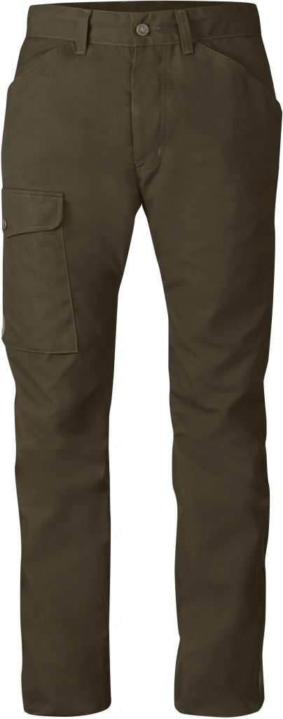 FjallRaven Trousers No. 26 Dark Olive-30