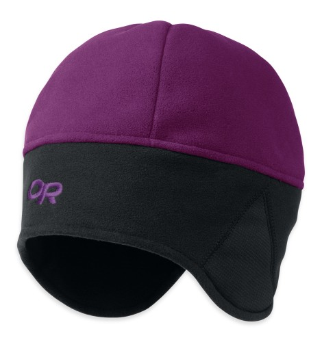 Outdoor Research Windwarrior Hat 381-ORCHID/BLACK-30