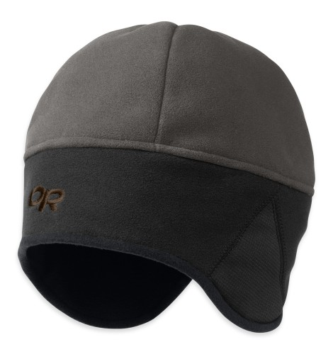 Outdoor Research Windwarrior Hat Charcoal/Black-30