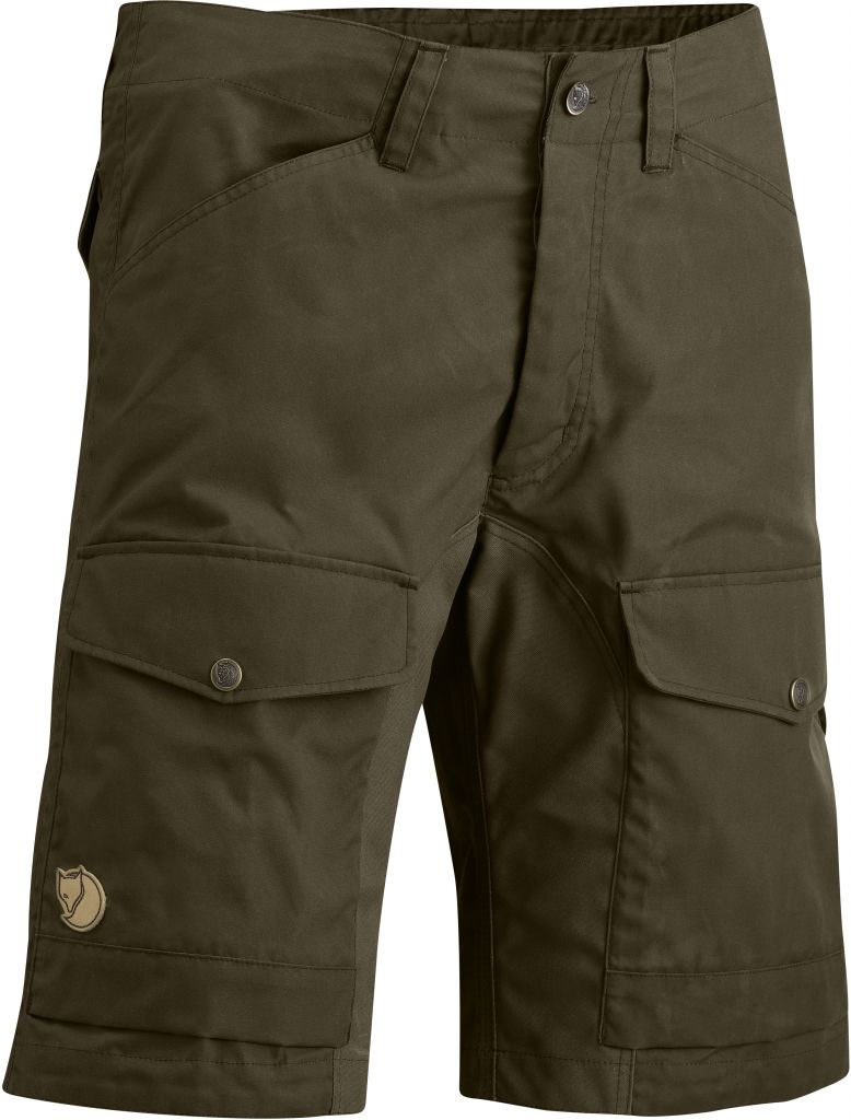 FjallRaven Shorts No.5 Dark Olive-30